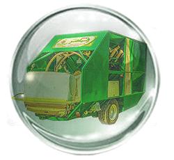 دستگاه بسته بندی ذرت علوفه ای 750 کیلوگرمی
